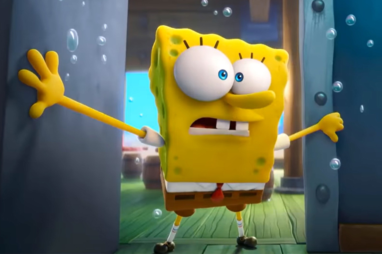 SpongeBob Movie: Sponge on the Run Will Stream Exclusively on CBS All  Access in Early 2021