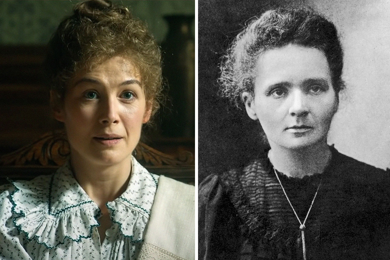 Radioactive True Story How Accurate Is The Marie Curie Biopic Decider