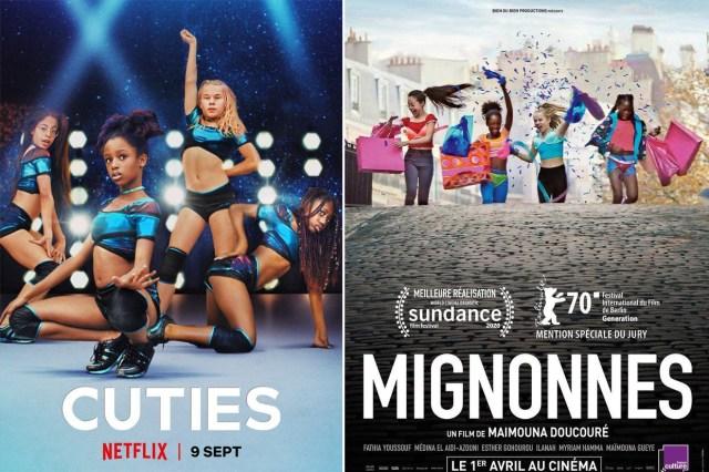 CUTIES VS MIGNONNES