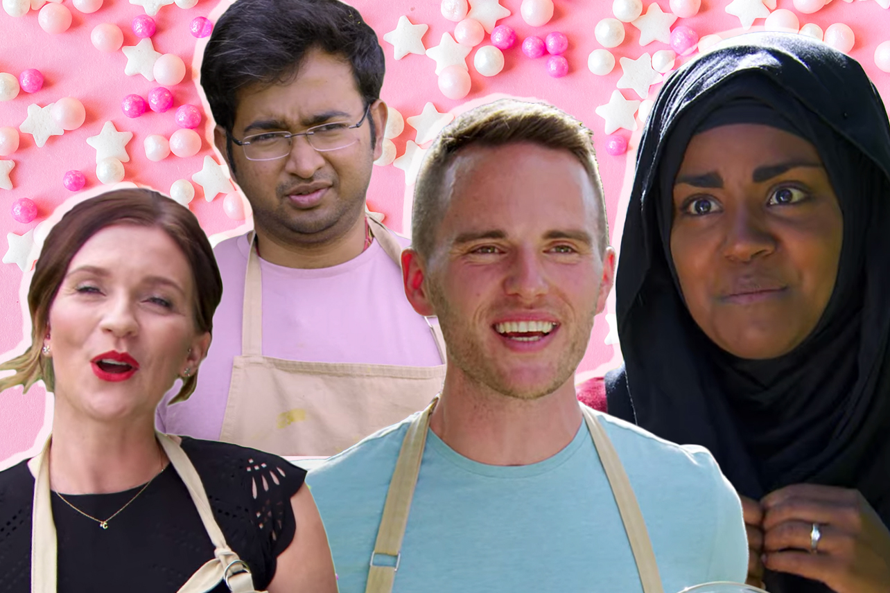 It's Time for a 'Great British Baking Show' All-Stars Season