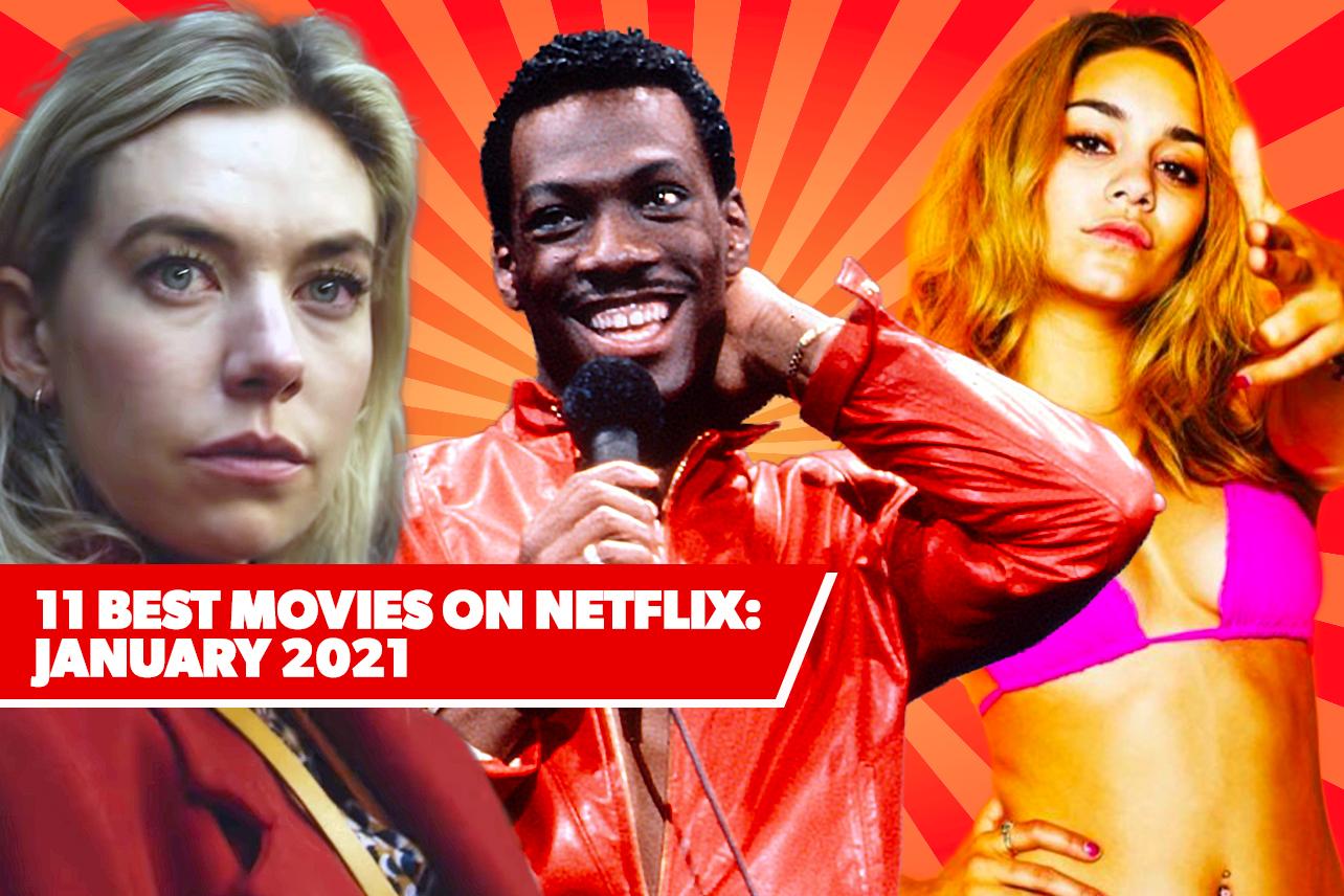 11 Best New Movies on Netflix: January 2021's Freshest Films