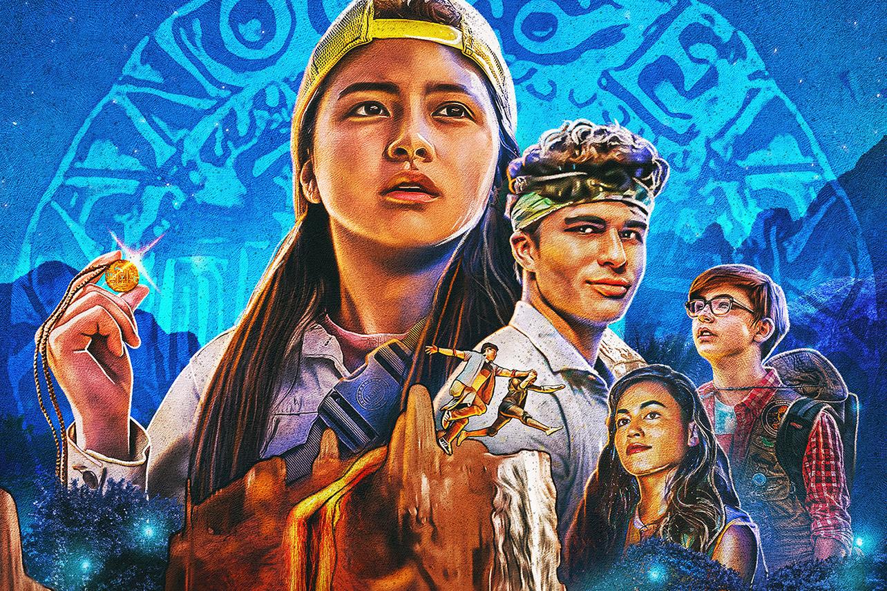 Netflix's movie Finding 'ohana