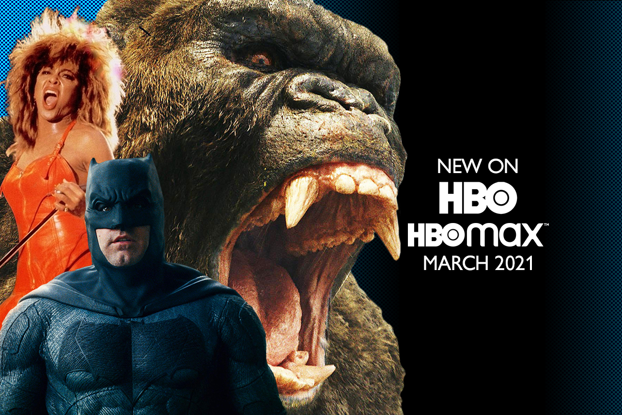 New On HBO Max March 2021, Plus What's Coming Next