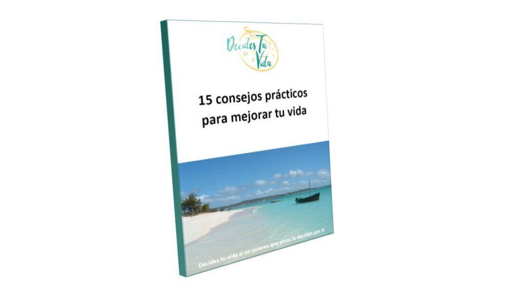 15 consejos prácticos para mejorar tu vida - Libro Sylvain Arzo