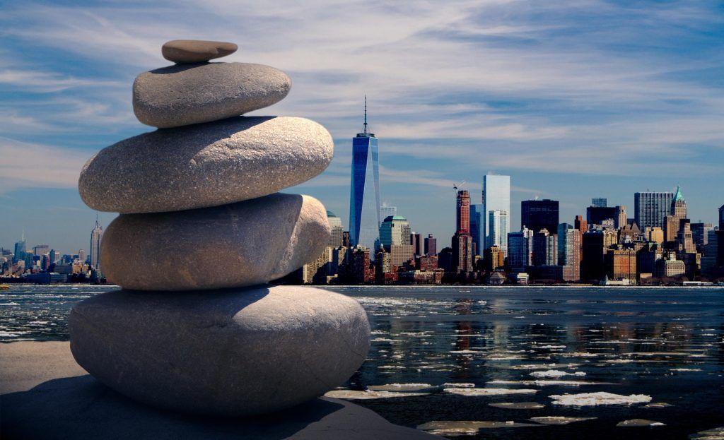 Encontrar el equilibrio con la meditación