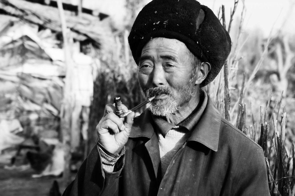 Viejo chino