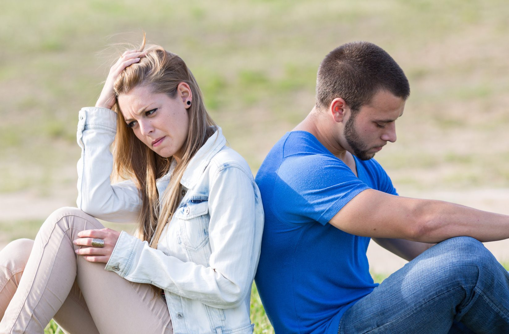 How On-again/Off-again Romantic Relationships Can Be Harmful To Your Future