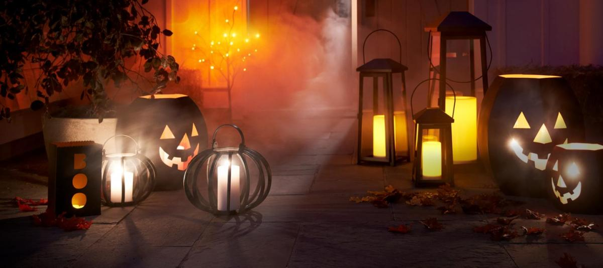 Halloween Decor That Doesn't Scare the SH*T Out of You