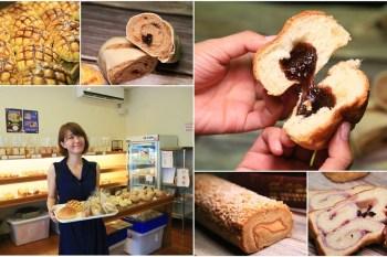 【台南美食】巷弄間的人氣麵包店,下午四點出爐就開始搶購:咿吉麵包坊