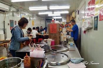 【台南美食】19個小時不打烊!成大校區最夯的早餐店:勝利早點