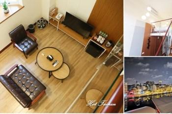 【台南住宿】運河畔旁的維多利亞風旅店!來台南旅遊休憩的好所在:肯辛頓旅店