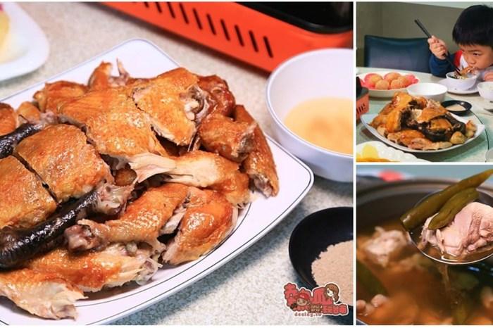 【台南美食】86快速道路下的隱藏版土雞城!想吃?記得先google:天美土雞城