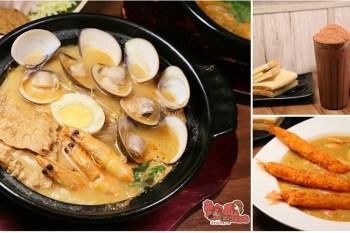 【台南美食】台南超海派新加坡叻沙麵,說好的隱藏版通通端上來:寶貝老闆新加坡叻沙麵