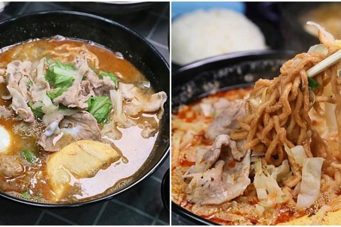 【台南美食】台南最浮誇的肉多多鍋燒,營業到凌晨的育樂街宵夜美食:御鍋燒