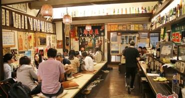 【台南美食】生啤酒299放題喝到飽!踏進店的那一刻,我真心以為我在日本:三十八番居酒屋