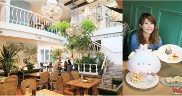 【台南美食】台南唯美系森林童話餐廳!獨家限定造型棉花糖只在這裡吃的到:CHUJU雛菊餐桌