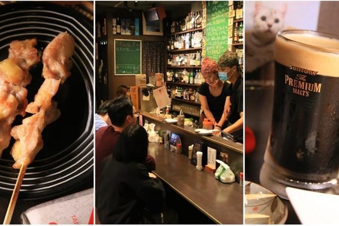 【台南居酒屋】真的要預約!台南串燒雞肉的專門家,媲美日本等級的風味都在這~晚來先排隊:芙蓉鳥燒