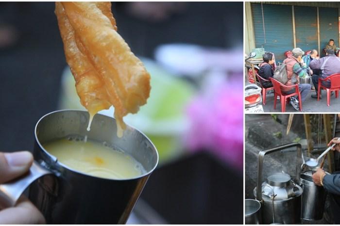 【嘉義早餐】嘉義最有特色的街邊早餐店!碳燒杏仁茶一味就賣了近90年:南門碳燒杏仁茶