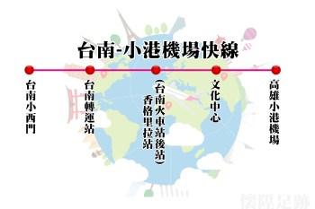 【台南交通】台南直達高雄小港機場只要150元!「台南-小港機場快線」,出國旅行真方便(Tainan Express)