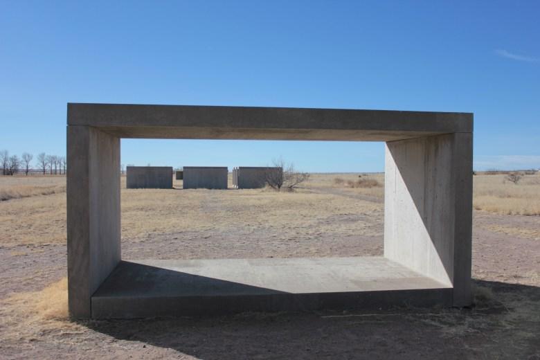 The_Chinati_Foundation_La_Fundación_Chinati,_Marfa,_Texas_11