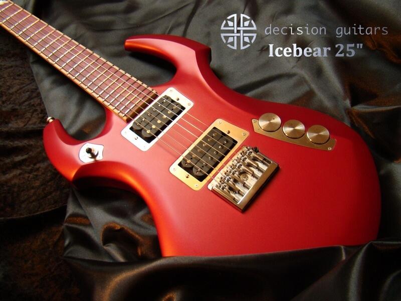 "Icebear Red 25"""