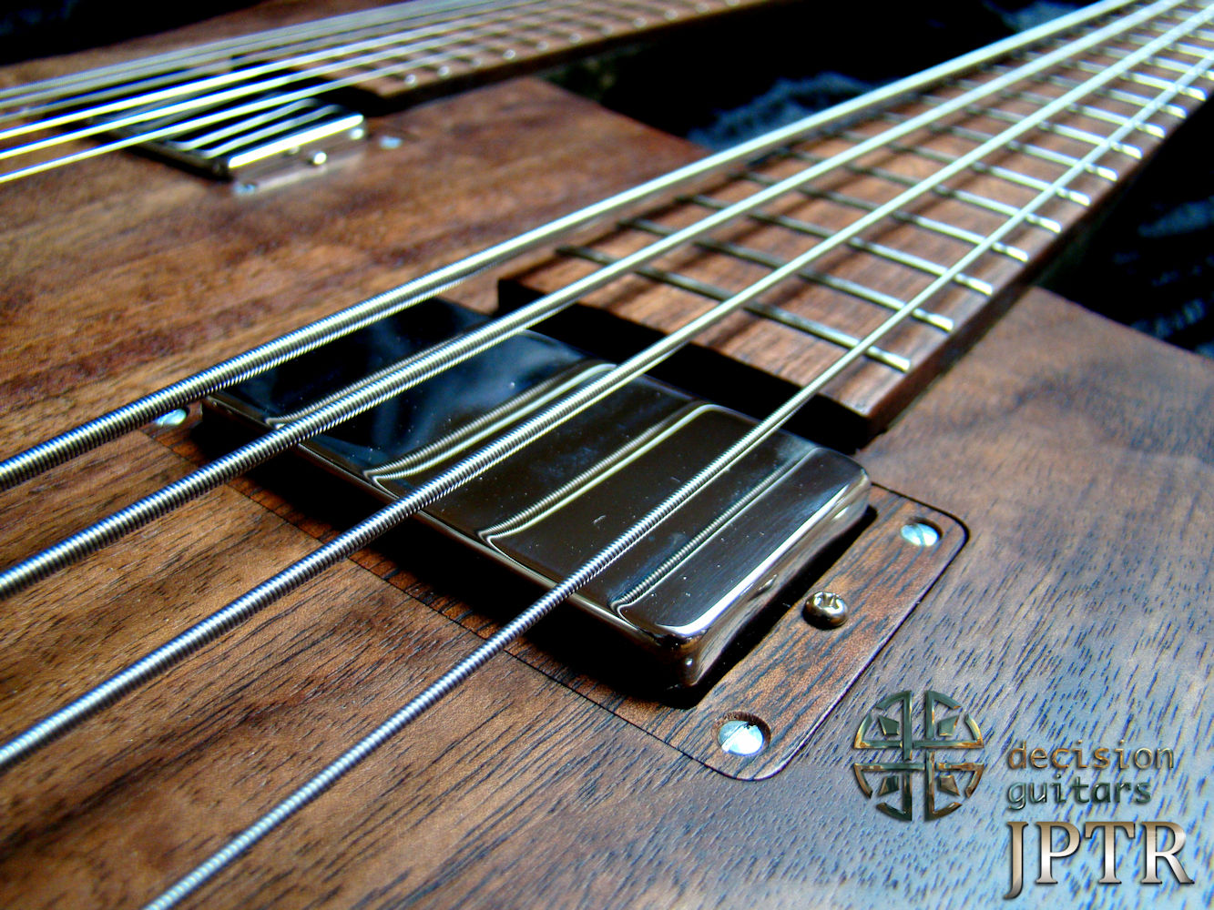 JPTR 1 stringed close up