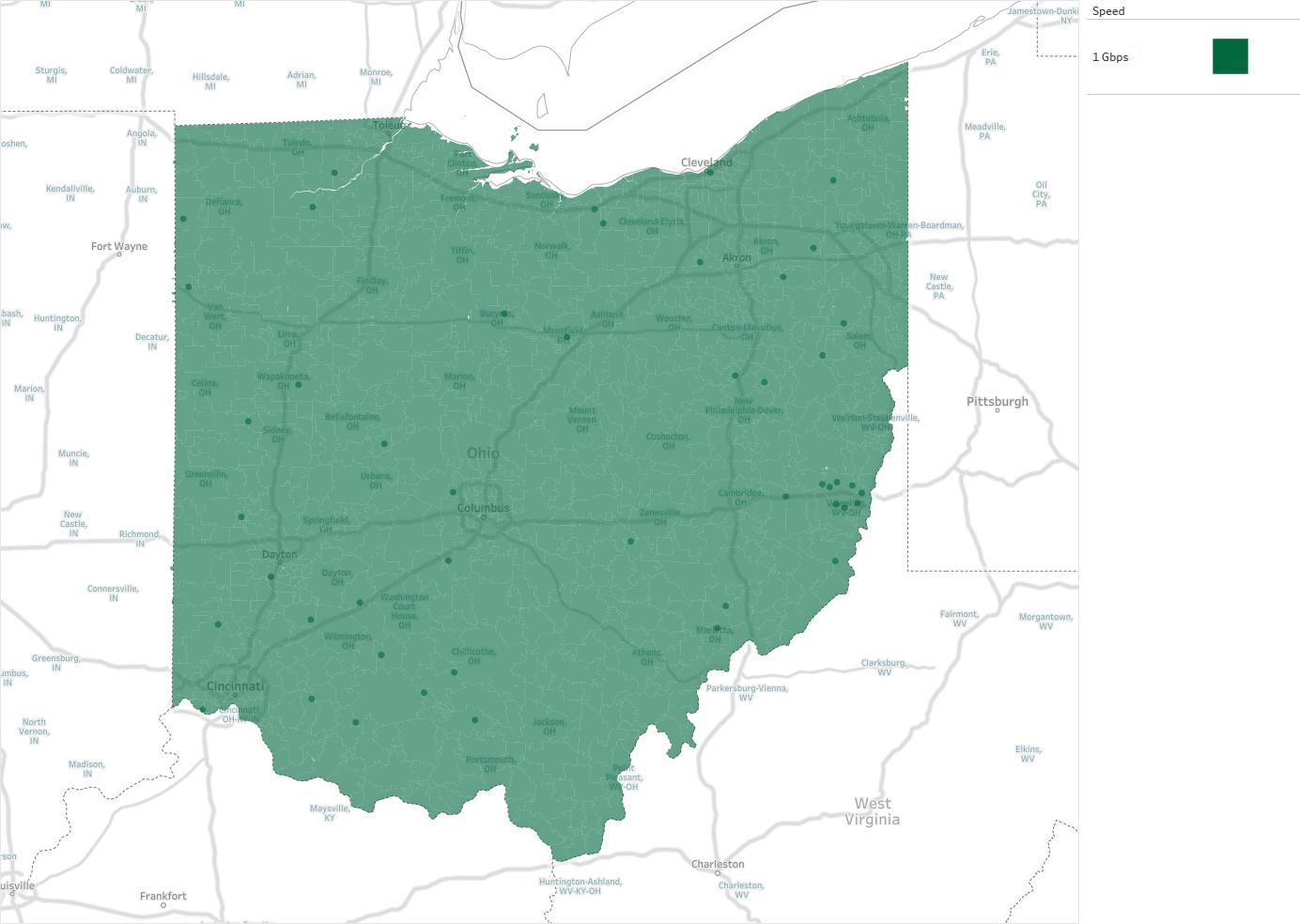Map Area Code Ohio Zip Dayton