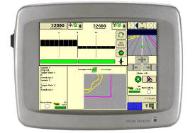 JD 2600 Monitor – Loading a VRT prescription