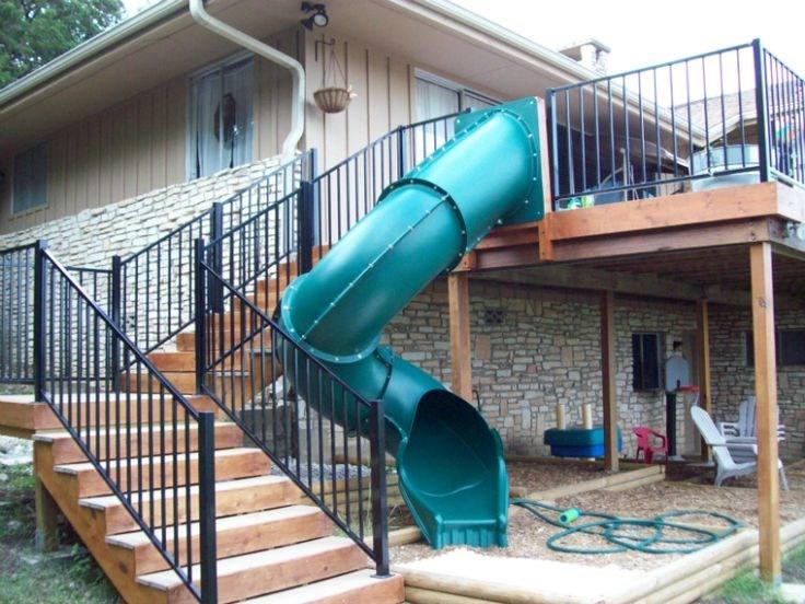 Deck Design Tip 2019 Deck Ideas | Two Story Deck Stair Designs | Building | Modern | House | Decking | Split Level