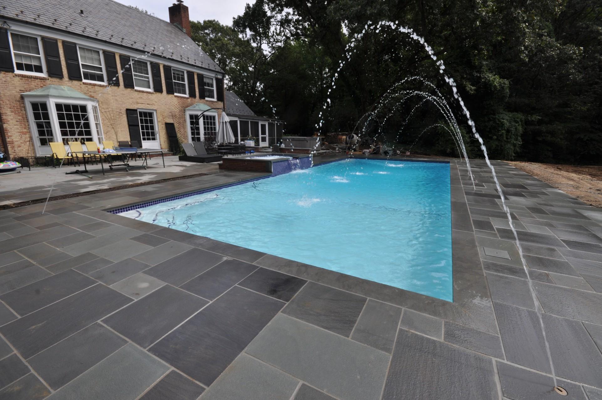 What Is Bluestone Pavers Tiles Flooring Quarrie