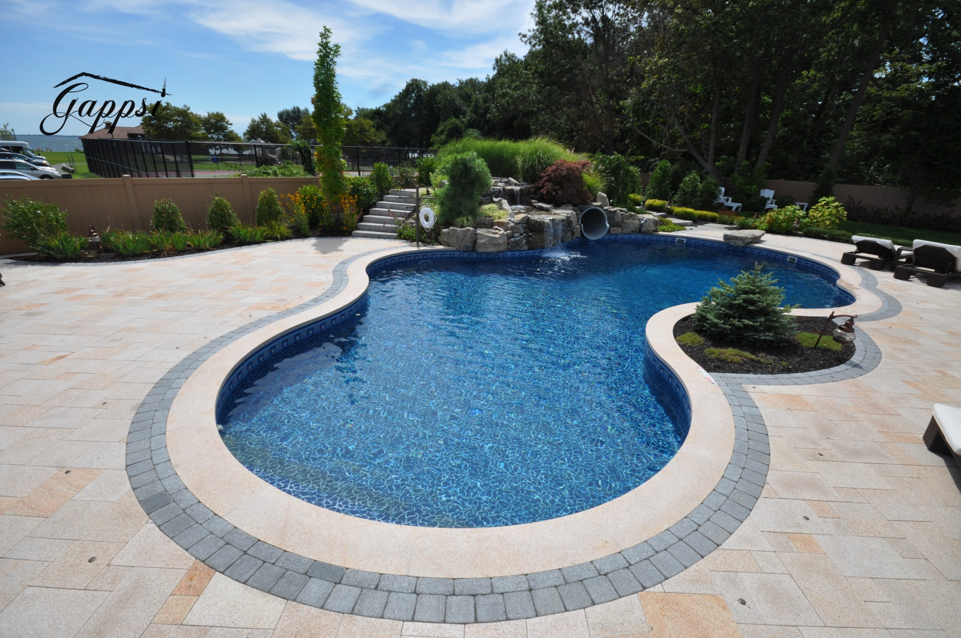 Concrete Swimming Pools Builder Company Long Island