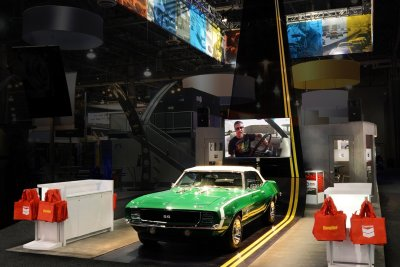 Chevron AAPEX Exhibit
