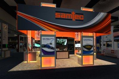Samtec DesignCon Exhibit