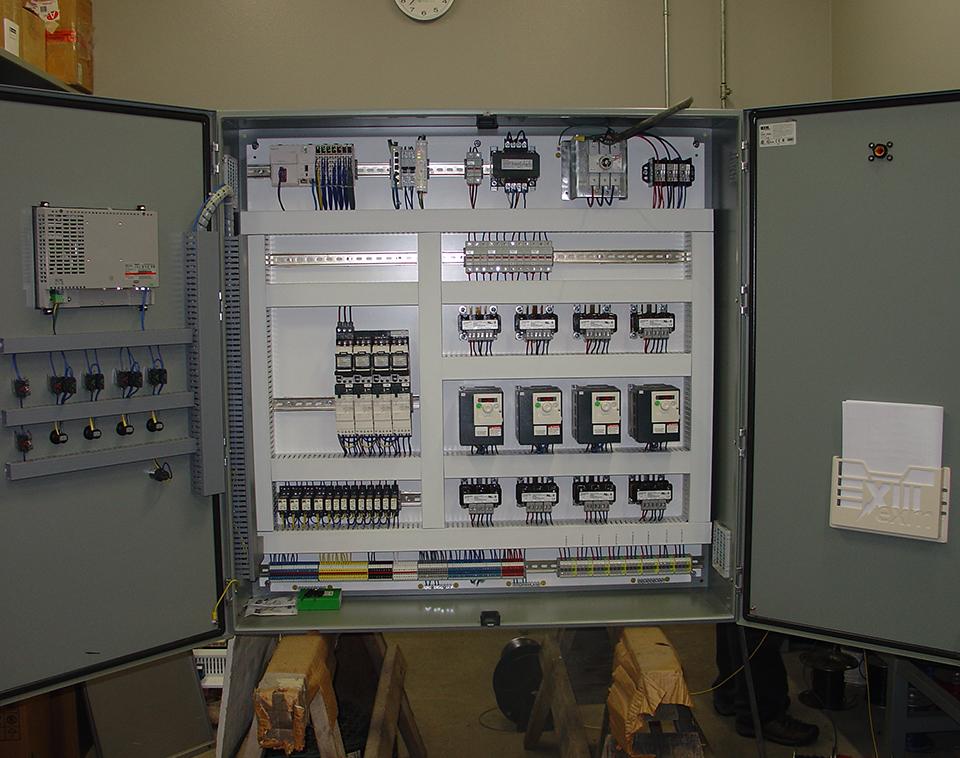 Control Panel Boilers