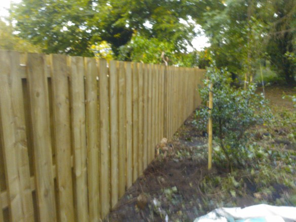 fencing edinburgh