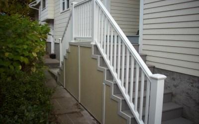 PVC Deck builder