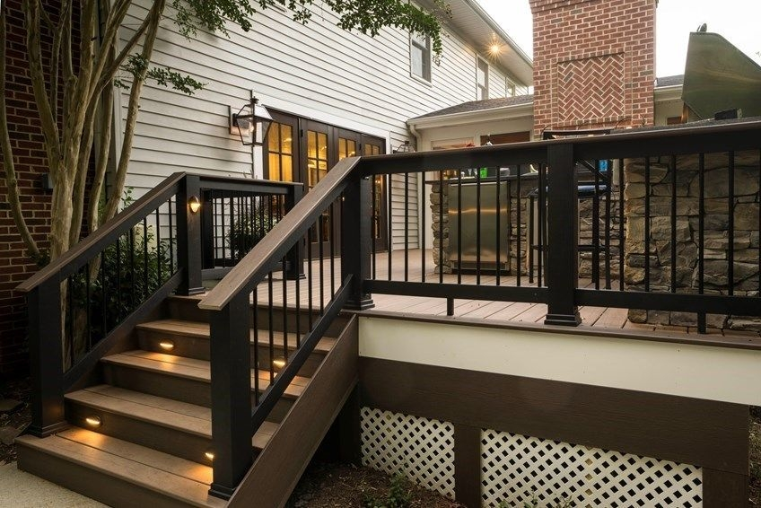 Deck Railing Codes Decks Com | 2X4 Railing For Stairs | Solid Wood | 6 Foot | Stairway | Temporary | Natural Hardwood