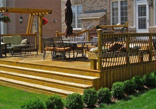 Toronto Decks Design Amp Deck Building Company Pvc Azek