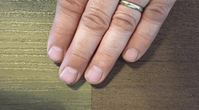 Feeling the texture difference between Fiberon Paramount vs Promenade for traction