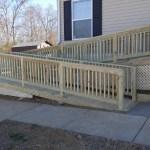 Ada Compliant Ramp Installation China Grove Mooresville
