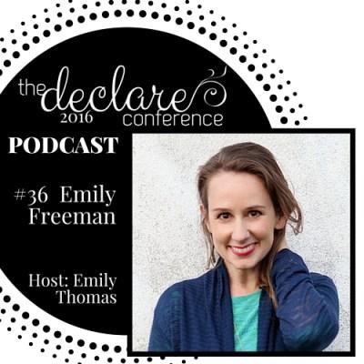 Emily Freeman {EP 36}