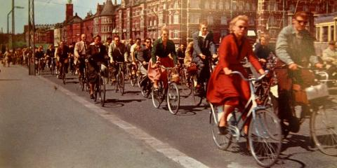 et si demain on allait tous travailler en vélo?