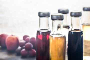 le vinaigre améliore la qualité du microbiote