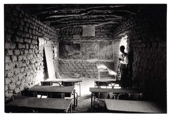 La nouvelle classe, Mali, vues photographiques, photo argentique