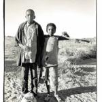 Les bergers, photo noir et blanc, Jean-Pierre Devals