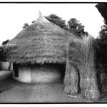 La case de l'oncle Paul, Médina Elhadji, Sénégal, photographies argentiques, Devals