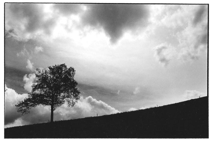 Entre ciel et terre, photographies argentiques, Devals