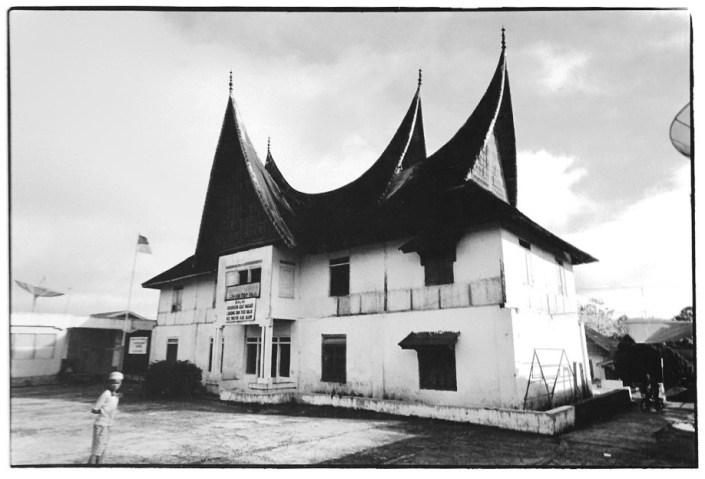 Indonésie, noir et blanc argentique, Jean-Pierre Devals