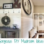 Decor That Keeps You Organized: Declutter All The STUFF With These Gorgeous Mudroom Ideas