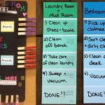Easy DIY Chore Chart Ideas For Kids